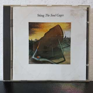 CD》Sting - The Soul Cages