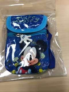 Brand New Mickey Mouse Pouch