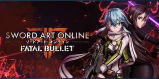 Sao Fatal Bullet and Re: Hollow Fragment