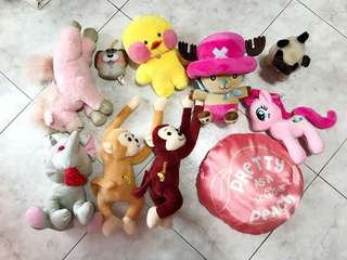 Bless / Giving Away / GIve Soft Plushies