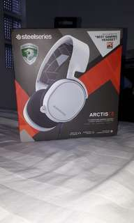 Steelseries Arctis 3 second lengkap