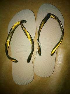 Authentic, Brazil-bought Havaianas for women
