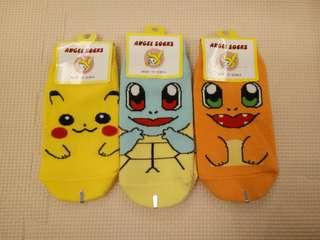 Pokemon Kid Sock (3-5 Yrs Old)