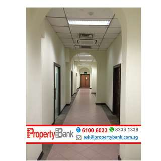 FOR RENT - *WITH LIFT* Shophouse Office @ Bugis !! (City Hall/Esplanade/Beach Road)