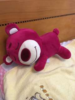 🚚 迪士尼趴睡娃娃 熊抱哥