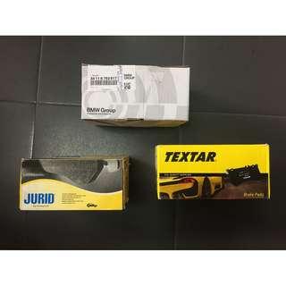 Mini Cooper R50 R52 R53 R55 R56 R57 R58 R59 R60 R61 F54 F55 F56 F57 F60 Disc Brake Pad