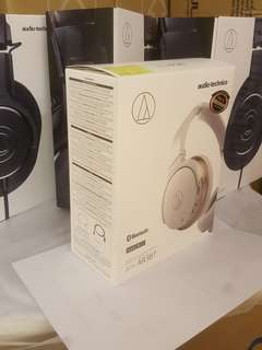 Audio technica ATH-AR3BT wireless headphone bluetooth  藍芽耳筒
