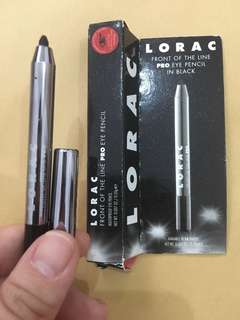 LORAC FRONT OF THE LINE PRO EYE PENCIL TRAVEL SIZE