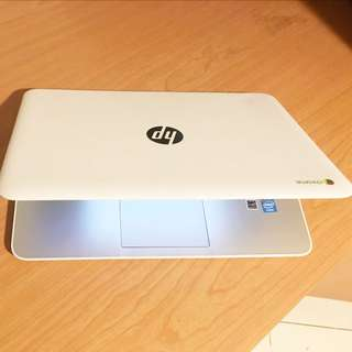 Like New HP /HDMI/chrome book 14 SMB /HDMI Laptop Excelant Condition
