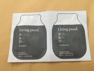 LIVING PROOF PERFECT HAIR DAY TRAVEL SIZE