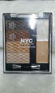 NYC IndividualEyes Eyeshadow Palette
