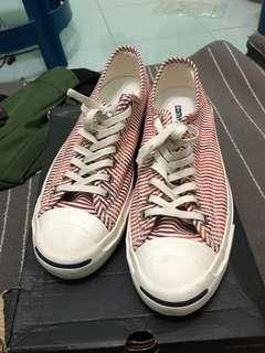 Converse jack purcell Malaysian stripe