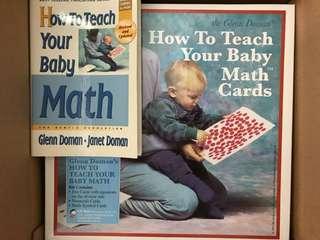 Glenn Doman - Math Cards