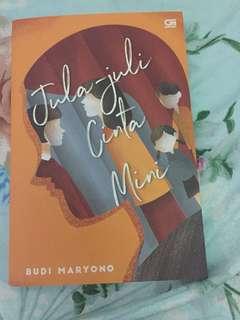 Budi Maryono - Jula Juli Cinta Mini