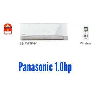 New Panasonic Air Cond 1.0hp