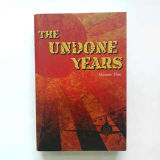 The Undone Years (signed copy)