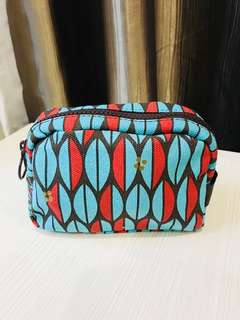 BN Innisfree Cosmetic Pouch (with plastic cover)