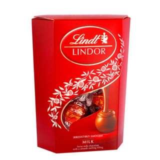 瑞士蓮Lindor 牛奶巧克力