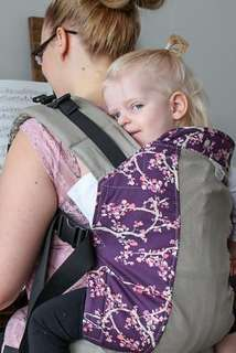 BNIB Kinderpack Baby Carrier