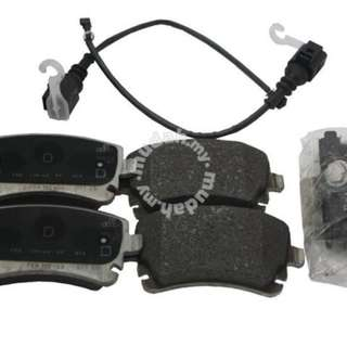 BENTLEY CONTINENTAL FLYING SPUR 3W REAR BRAKE PAD
