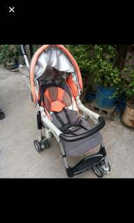 Graco Preloved Stroller