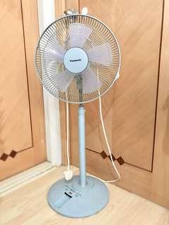 Panasonic 樂聲牌 遙控座地風扇 12吋 Fan with remote