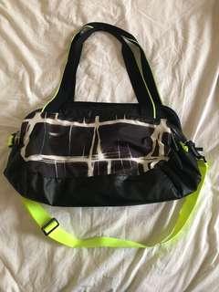 New Nike Gym bag, black print