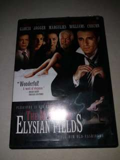DVD ELYSISN FIELDS (英語,冇字幕)