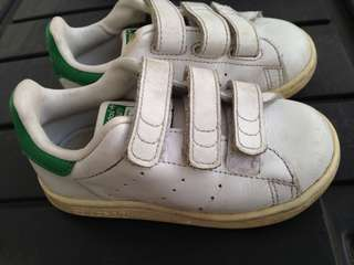 Adidas Stan Smith baby shoes