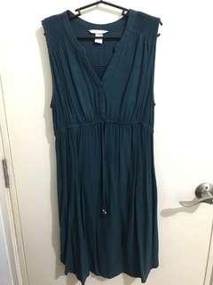 H&M maternity dress M