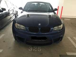 BMW 130i dekit