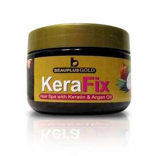 Kerafix Hair spa with keratin & argan oil