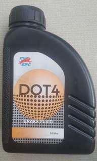 DOT4 Brake & Clutch Fluid