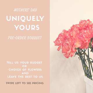 Mothers' Day bouquet