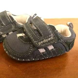 Pediped Baby Boy Shoes (Hayden Navy)