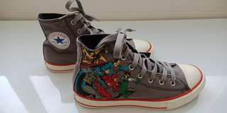 Converse High CUT - DC comics-sz US 2.5