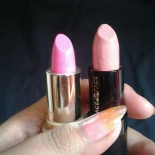 Lipstik reject jual murah aja 40k dapet 2