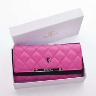 Dompet CHANEL 668 With Box*