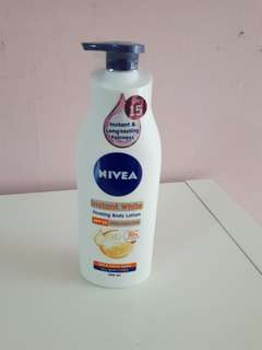 Nivea Whitening Body Lotion with Q10 (FREE)