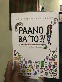 Paano Ba To?! (Bianca Gonzales)