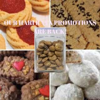 Cookies for Hari Raya!