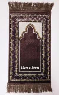 Prayer mat mini travel
