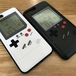 💟包郵💟 Iphone case 經典遊戲機電話殼 (gameboy)