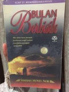 Bulan Berbisik- Samsiah Mohd Nor