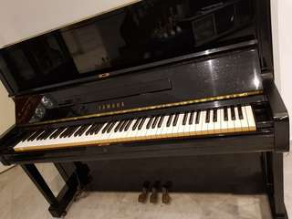 Yamaha Upright Piano U1A