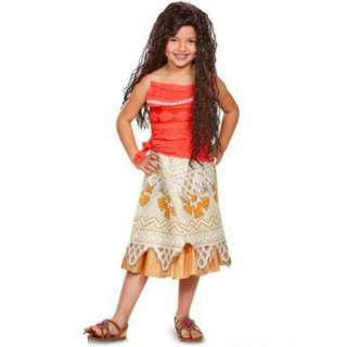 Girl's Disney Princess Moana Costume