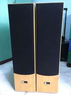 PURE acoustics floor standing speaker