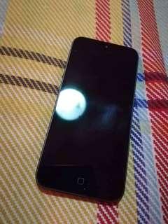Iphone 5 16gb International Factory Unlocked With slight Issue