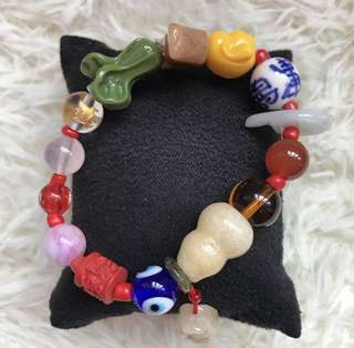 All in one Lucky Charm Bracelet