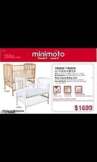 新 Minimoto bb床